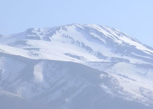 今朝の鳥海山♪ ~ 水鏡の鳥海山 Ⅱ ~