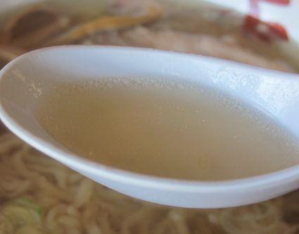 琴平荘の塩中華