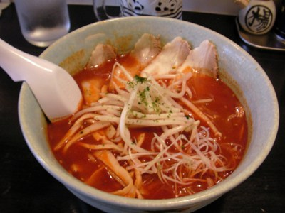辛味噌らー麺 ギガ!