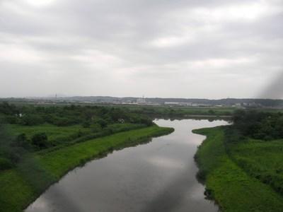 小牧川水門