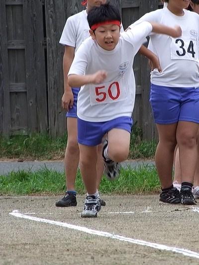 小学校運動会'10