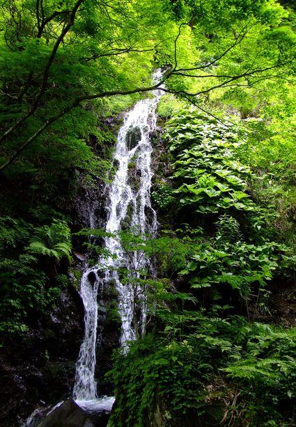 高瀬峡① ~山の神から剣龍の滝まで~