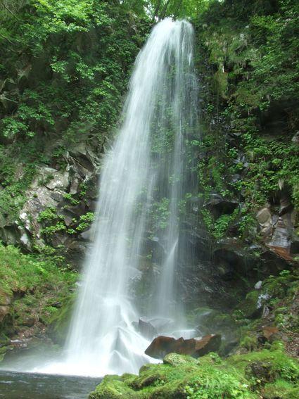 高瀬峡② ~剣龍の滝から大滝まで~