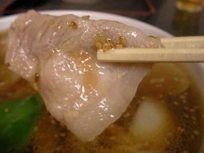 あじ彩さんの焼き肉ラーメン