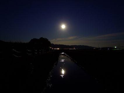 月齢13.2 ~今宵の月~