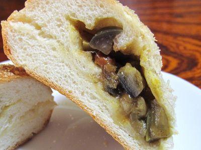 BAKU麦のカレーパン