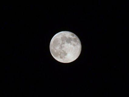 十六夜(いざよい)月光川
