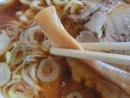 琴平荘 こってり太麺