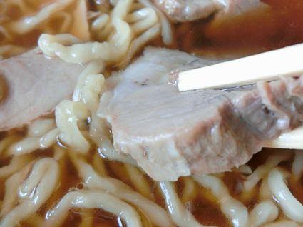 食べ収め琴平荘中華そば♪
