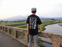 竹の露Tシャツ♪