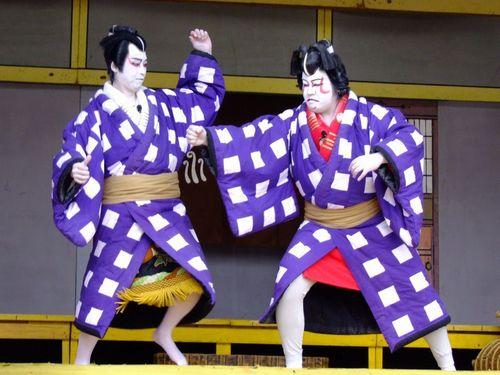 黒森歌舞伎'13