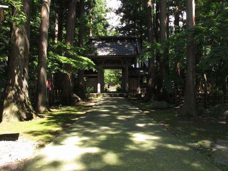7月の玉川寺