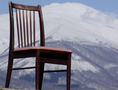 映画の椅子