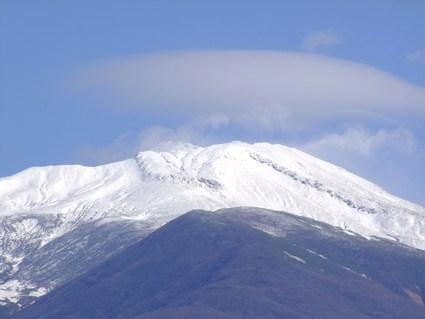 今日の鳥海山