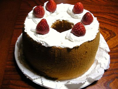 シフォン・ド・お米ケーキ
