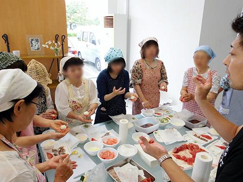 家庭でつくる簡単寿司講座03