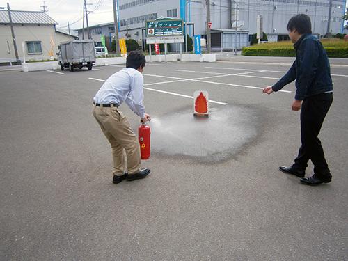 消防訓練01