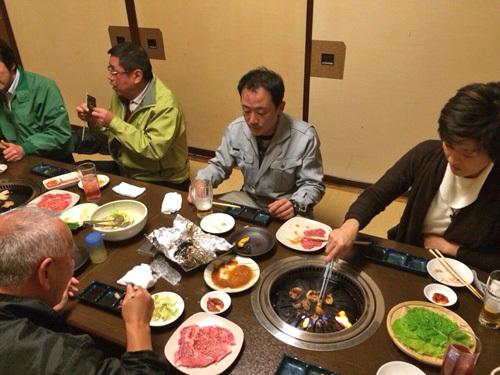 酒田「とがし肉家」焼き肉