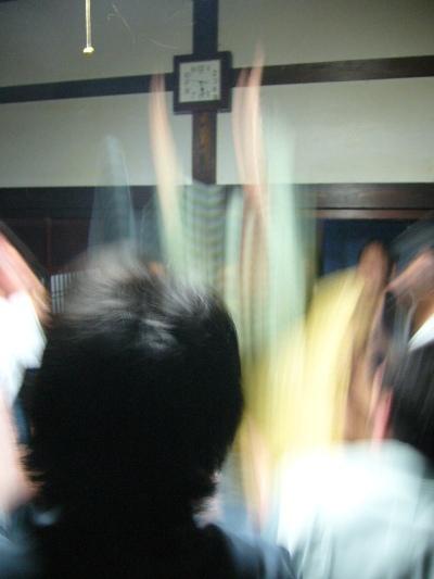 王祇祭に行きたい