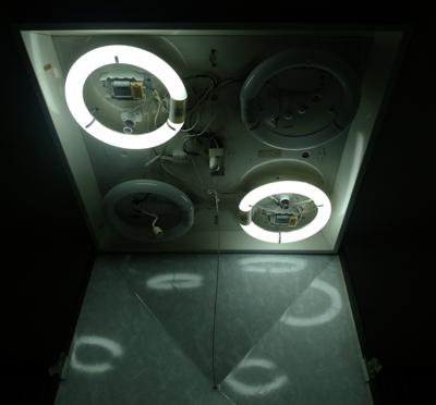 LED照明 手直し