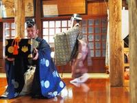 黒川能 平成27年 例大祭 式三番