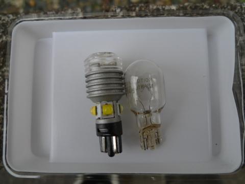 バックランプ LED化