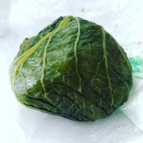 山形青菜の弁慶めし