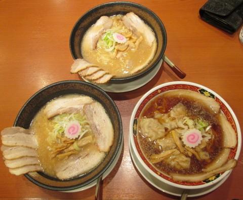 喜多方ラーメン大安食堂鶴岡店
