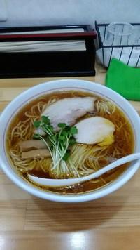 ラーメン「結び」+青物偵察 2018/04/30 07:41:15