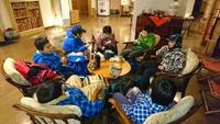 スキー訓練 1日目 2017/01/21 20:00:00