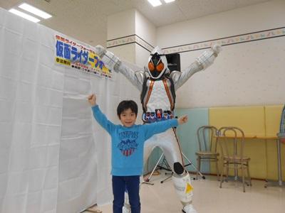 仮面ライダーフォーゼと「宇宙キター」