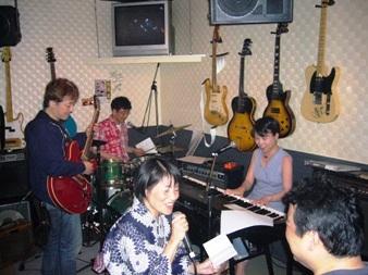 小國雅香Jazz
