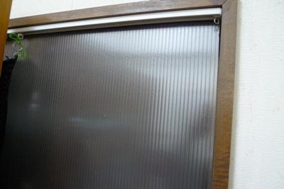 二重窓を作る