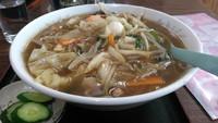 魂心の49杯目 広東麺