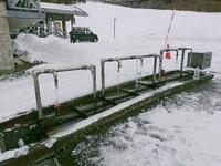 推定17年ぶりのスノーボード 三の俣スキー場にて 寒がりの冬山!