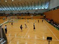 酒田飽海ミニバスケ本部大会を観戦して。