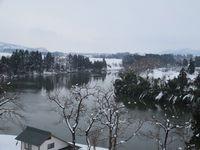冬の最上川★