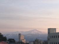今年初の朝日の撮影(。◕∀◕。)ノ⋆。оO