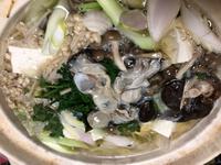 牡蠣鍋最高♪(๑ᴖ◡ᴖ๑)♪