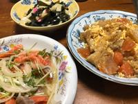 昨日の晩御飯(⌒▽⌒)