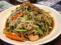 海鮮楼さんのビビン麺(๑ ؔ◉͡ ◡͐ؔ◉͡ ๑)