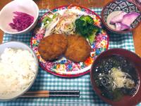 仏壇屋のおばちゃん定食(*゚▽゚*)