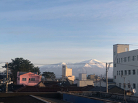 鳥海山、ヤッホーヽ(^◇^*)/ ワーイ