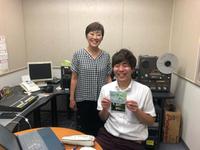 山ちゃんのハーバーラジオ収録(۶•౪•)۶♡٩(•౪•٩)