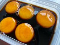 卵黄の醤油漬けと鶏そぼろ丼(*≧∀≦*)