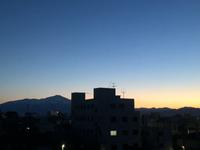 朝日とお花見散歩Uo-ェ-oU ポッ♪