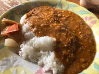 キーマカレー美味し٩( *˙0˙*)۶