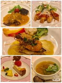 フランス風郷土料理レストラン欅さんでディナー(。◕∀◕。)ノ⋆。