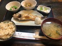 熱々の焼き魚が食べられよ〜〜(//∇//)