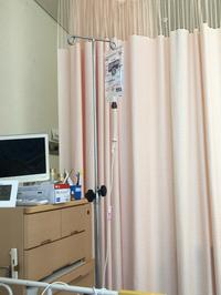 おばあちゃんの入院(。-_-。)